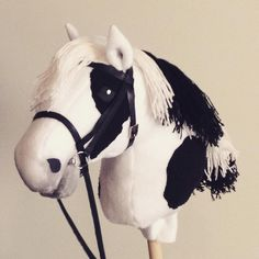 keppihevonen / stick horse / hobby horse