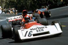 Niki Lauda, Montjuich 1973, BRM P160E