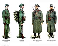 The Norwegian Army of 1939 from Moritz Ruhl