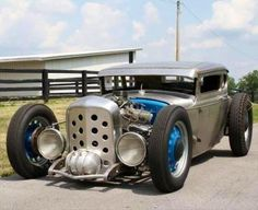 Rat rod!...Brought to you by House of Insurance Auto #insurance at the right price in #Eugene, Or. 97401