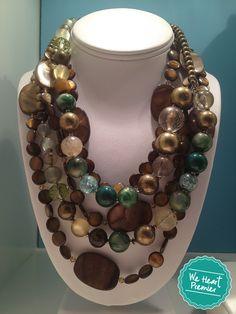 {Premier Designs Combo} Green Envy & Mocha ~ #PremierDesigns jewelry #weheartpremier