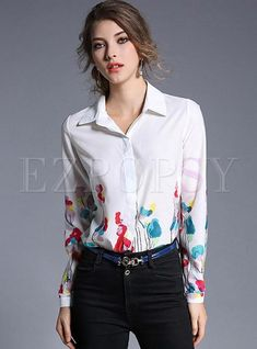 Brave 2019 Spring New Fashiopn Ribbon Bow Turn Down Collar Long Sleeve Lace Embroidery Beaded Women Red Chiffon Blouse Shirts Blouses & Shirts