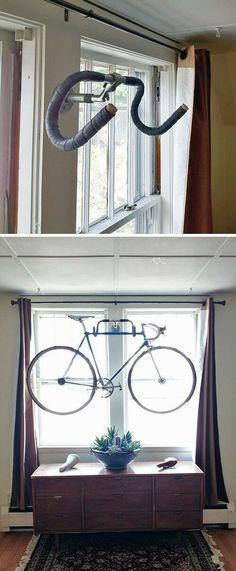 Cool bike holder