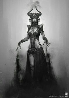 Paranormal Power Do You Have? God Of War Concept (Can this be a Skyrim build? Lord of Daedras)God Of War Concept (Can this be a Skyrim build? Lord of Daedras) Dark Fantasy Art, Fantasy Girl, Fantasy Artwork, 3d Artwork, Fantasy Warrior, Fantasy Characters, Female Characters, Character Concept, Character Art