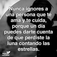 Nunca ignores