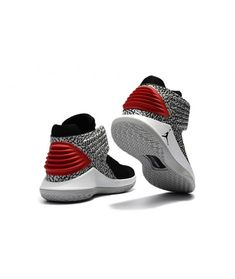 2017 new release air jordan 32 white sole red heel black flyknit vamp on sale 1 - Cheap Air Jordan Store Cheap Jordan Shoes, Cheap Jordans, Air Jordans, Cheap Air, Buy Cheap, Jordan Store, Red Heels, Shoe Sale, New Product