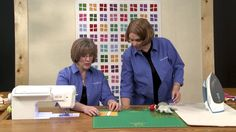 The Fons & Porter staff show you how to make the Focus On Fun quilt in this free video tutorial.