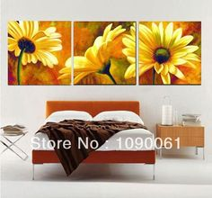 The Beautiful Real Art Flower Wall Canvas Painting Ideas Realistic Abstract Painting Bathroom Background Abstract Oil Pai Acrylic Painting Flowers, Oil Painting On Canvas, Painting Art, Wall Paintings, Modern Wall Decor, Wall Art Decor, Abstract Canvas, Canvas Wall Art, Abstract Oil