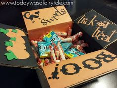 Mission prep LDS Missionary Halloween Care Package Acne Home Treatment 101 Acne is truly one serious Missionary Letters, Missionary Gifts, Sister Missionaries, Missionary Care Packages, Deployment Care Packages, Halloween Care Packages, Lds Mission, Gift Packaging, Projects To Try