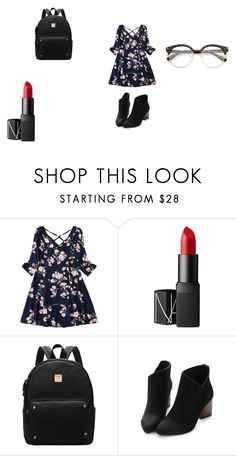 """""""Crushing on a boy named Axel ❤❤❤"""" by grace-dxvii on Polyvore featuring NARS Cosmetics"""