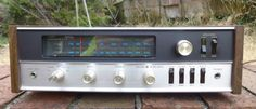 Vintage Lafayette LR-75B Solid State Stereo Receiver Works! #Lafayette