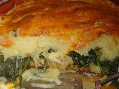 Good Food, Yummy Food, Cod Fish, Portuguese Recipes, Spanakopita, Carne, Quiche, Gluten Free, Asian