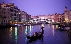 Venice - the city built on water - it is so romantic......