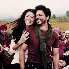 Jiya Re song Srk and Anushka Sharma