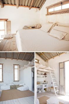 This tiny little amazing house is located in Uruguay. (images from Espacio Living via the style files)
