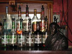 KGB Bar: 85 E. 4th St. (between Second & Third Ave.), New York, NY.  (212) 505-3360.     via viator.com