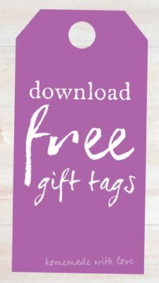 To download free printable gift tags for your homemade treats, visit my website http://www.annabel-langbein.com/annabel/blog/new-summer-annual-out-now/