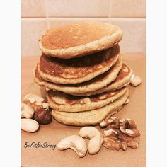 Just Be Fit Be Strong!: Pancakes z ricotty