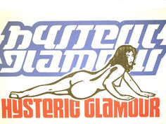 hysteric glamour wallpaper