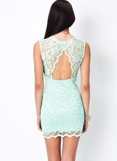 Lace happens to be one of our fave fabrics ever because it's so damn pretty