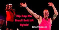 Hip Hop Abs Brazil Butt Lift Hybrid #1 Workout Schedule
