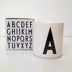 Scandinavian Design, Arne Jacobsen Porcelain Cup