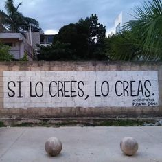 Si lo crees, lo creas #Accion Poetica Playa del Carmen #accionpoetica