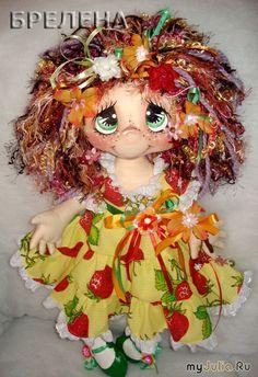 Кукла  Весняночка