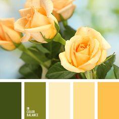 Цветовая палитра №2894