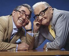 THE TWO RONNIES - GENIUS! Don't miss our celebration of the late star's half a century in comedy with exclusive archive images, covers and quotes