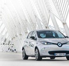 La estrategia eléctrica de Renault