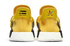 Un regard officiel sur les adidas Originals et Pharrell Williams Hu NMD