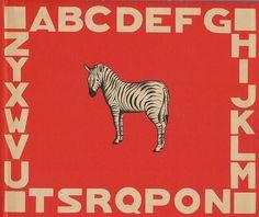 Alphabet End by Depression Press, via Flickr