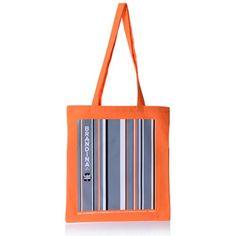 Eco shopper arancio