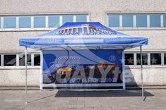 Carpa con visera de 90cms de Qualytent. Carpas plegables Premium para food trucks Gazebo, Outdoor Structures, Carp, Kiosk, Pavilion, Cabana