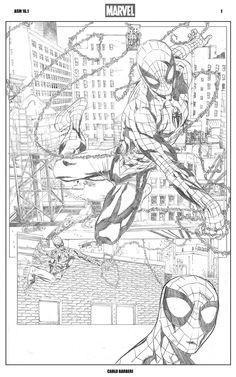 Spider-Man •Carlo Barberi