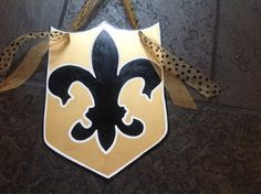 Show Me The Door!  Saints season is here!