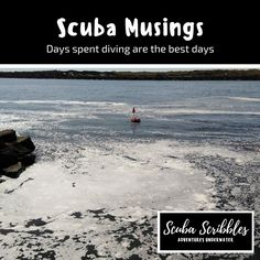 A tribute to the ocean and days spent diving by Candice Landau | Scuba Scribbles #scubadiving