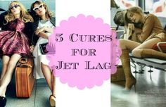 5 Cures for Jet Lag Dr. Chelsea is back again! And with the holidays coming up, airports will be packed and plane tickets will sell like no other time of year. Long, early flights to other time zones can really take a toll on any traveler, no matter where you might be headed. Once jet lag sets in, you may have...  Read More at http://www.chelseacrockett.com/wp/lifestyle/5-cures-for-jet-lag/.  Tags: #Cures, #Flights, #Jetlag, #Lifestyle, #Planes, #Sleep, #Tips, #Trips, #C