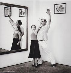 El Farruco and Carmen Segura, Sevilla, 1983 (Guilles Larrain)