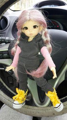 Брюнетки рулят!!! И вновь Стеша - LittleFee Ante Elf Fairyland / BJD - шарнирные куклы БЖД / Бэйбики. Куклы фото. Одежда для кукол