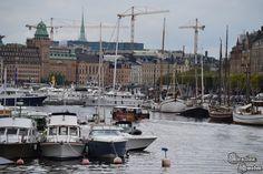 : Jedyny amfibiobus w Skandynawii San Francisco Skyline, Sweden, Travel, Viajes, Destinations, Traveling, Trips