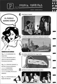 Diseño Editorial POrtada Prensa Regional Nº35