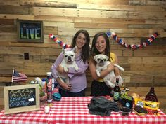 Had more than a little fun @LittleThingsUSA chatting fireworks safety & #dogs