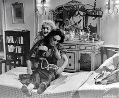Cinematic Thoughts: What Ever Happened to Baby Jane? (1962): The Macabre Team of Bette Davis and Joan Crawford...