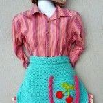 sweet chef set crochet patterns