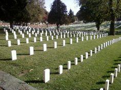 Alexandria National Cemetery - Civil War