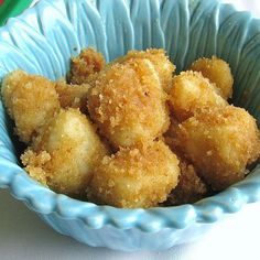 Hungarian-Jewish shlishkas are dumplings made with grated cooked potatoes similar to Italian gnocchi.
