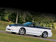 1995 Ford Mustang GT Convertible - Priceless: Charlie And Monica Grandll's '95 Mustang GT Drop-Top Is More Than Just A Credit-Card Commercial.