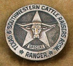 The search for a r e a l Texas Ranger badge is the collecting version of the Agony and the Ecstasy. and mostly agony . Sheriff Badge, Police Badges, Texas Rangers Law Enforcement, Tx Rangers, Old West Outlaws, Texas Law, Fire Badge, Texas Department, California Highway Patrol